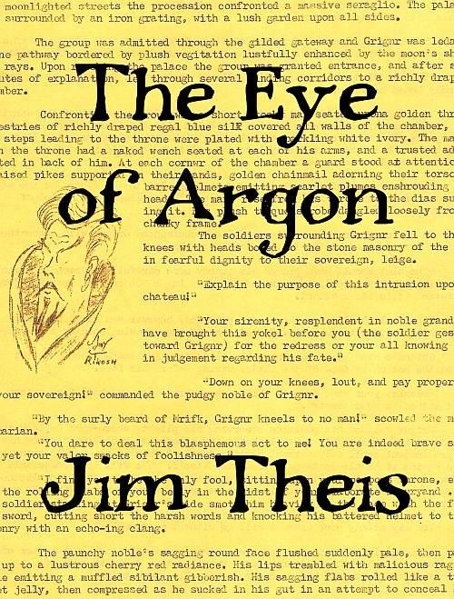 The Eye of Argon - Jim Theis